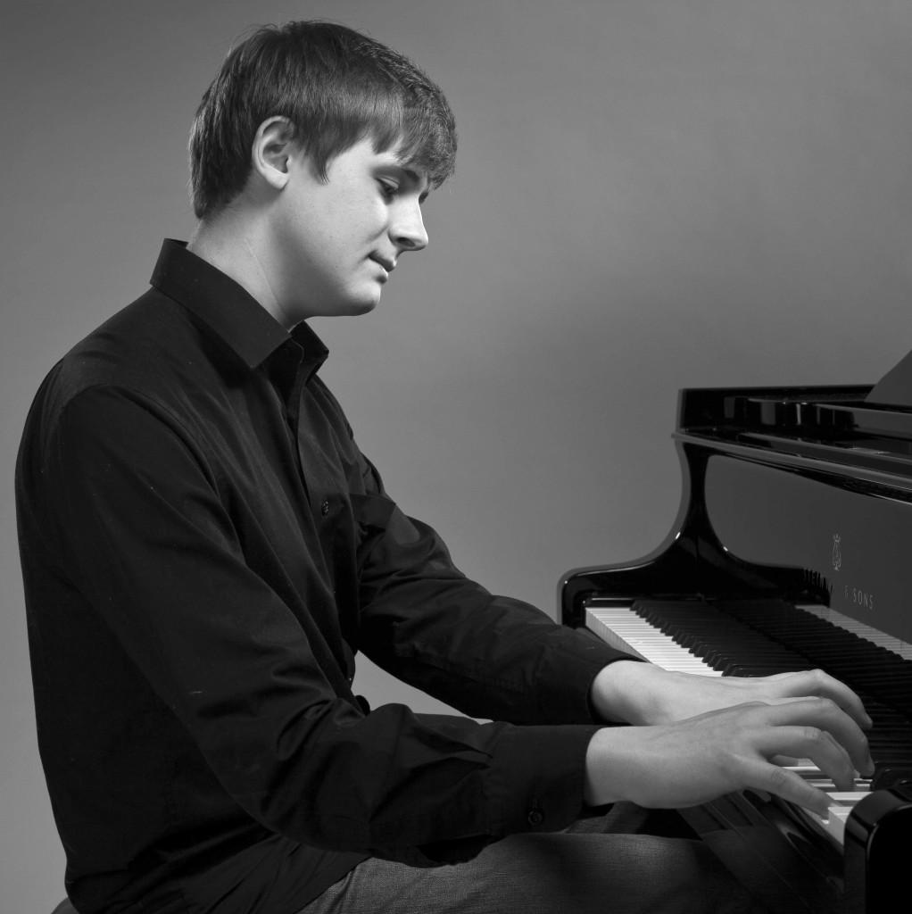 Piano RNCM black portrait